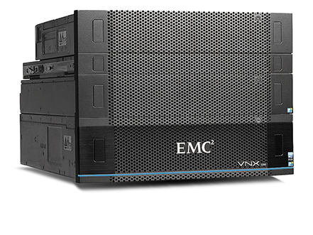 Emc Vnx 5200 500tb San Amp Nas Storage Array